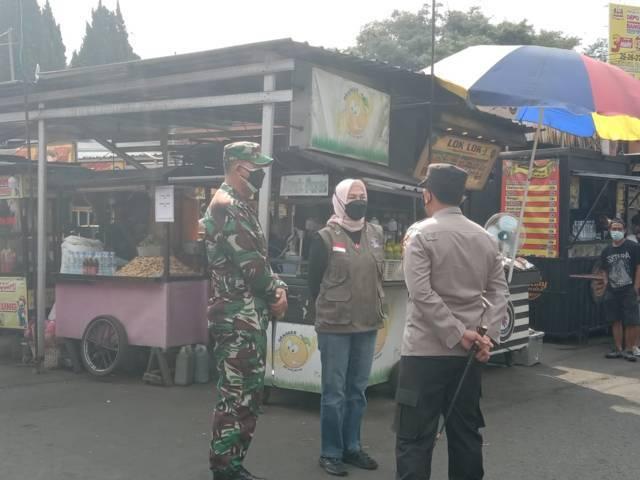 Pelaku usaha di Kota Batu akan mendapatkan insentif selama pelaksanaan PPKM Darurat. (Foto: Sholeh/Tugu Jatim)