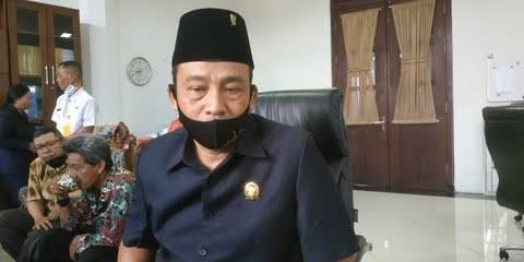 Ketua Komisi D DPRD Kota Malang H. Wanedi ingin Bank Plasma Konvalesen di Kota Malang cepat terealisasi. (Foto:Dokumen/Tugu Jatim)