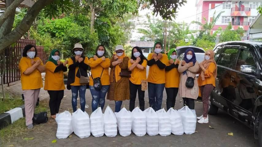 Program Barokah untuk membantu warga isoman di Kota Malang. (Foto: M Ulul Azmy/Tugu Malang/Tugu Jatim)