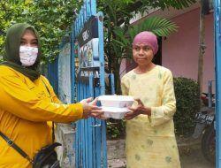 Peduli Warga Isoman, Anggota Dewan di Malang Sebar Paket Makanan Gratis Tiap Jumat