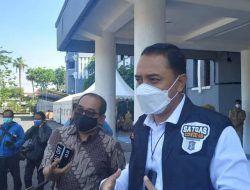 Perpanjangan PPKM Level 4 di Surabaya: 'Dine In' di Warung Dibatasi 20 Menit per 3 Orang