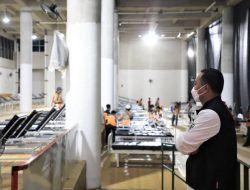 100 Konsentrator Tersedia di RSLT Surabaya, Siap Manfaatkan Udara Jadi Oksigen Medis