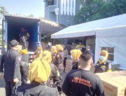 Wali Kota Surabaya Terima Bansos dari Kemensos RI hingga Perusahaan Besar untuk Atasi Pandemi