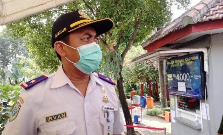 Kepala Dinas Perhubungan (Dishub) Surabaya Irvan Wahyudrajad. (Foto: Rangga Aji/Tugu Jatim)