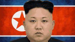 Kim Jong-un Presiden Korea Utara/tugu jatim