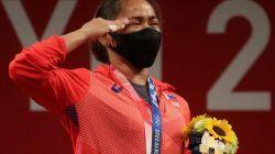 Hidilyn Diaz raih emas pertama untuk Filifina di Olimpiade Tokyo 2020/tugu jatim