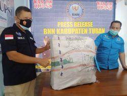 Penyelundupan Ganja via Jasa Ekspedisi di Tuban, Pelaku Sudah Terima 5 Paket