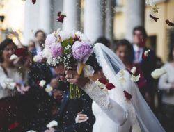 Kembali Normal, New York Tak Berlakukan Lagi Pernikahan Virtual