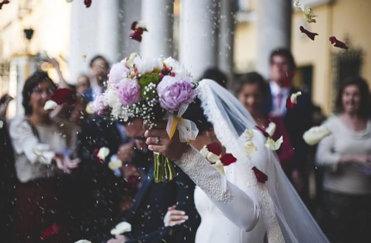 Ilustrasi pernikahan. (Foto: Pixabay) new york pernikahan virtual tugu jatim