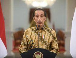 Jokowi Resmi Perpanjang PPKM Level 4 hingga 2 Agustus 2021