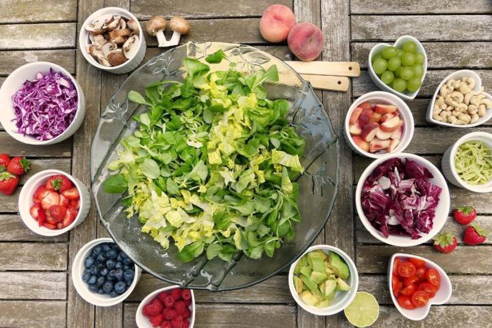 Ilustrasi makanan sehat yang bisa membantu mengembalikan mood Anda menjadi lebih baik. (Foto: Pixabay)