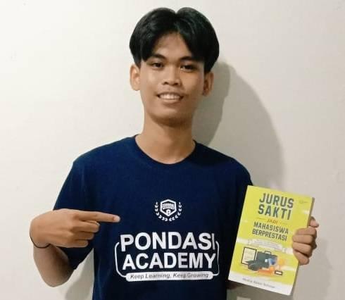 Muhammad Rizal P, mahasiswa IPB University dan Member Pondok Inspirasi (Foto: Dokumen)