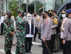 Panglima TNI dan Kapolri Optimistis Akhir Agustus Jatim Capai Herd Immunity