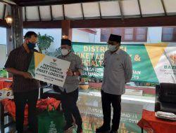 Pemkot Malang Salurkan 1.500 Paket Logistik Bagi Warga yang Jalani Isoman