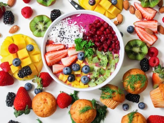 Ilustrasi makanan sehat. (Foto: Pexels/Tugu Jatim)