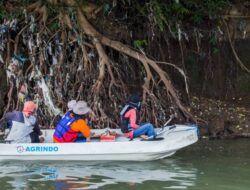 Ekspedisi Kali Porong Temukan 856 Pohon Dipenuhi Sampah Plastik