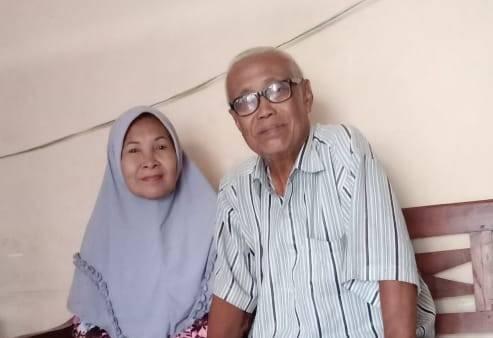 Santoso dan istrinya Herry Siswati. (Foto: Dokumen)