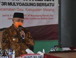 Pemkab Malang Siapkan 2.500 Paket Sembako untuk Pasien Isoman