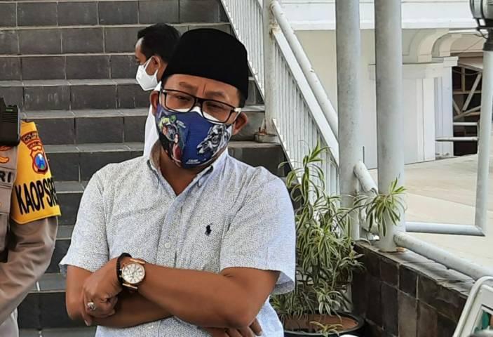 Wali Kota Malang Sutiaji. (Foto: M Ulul Azmy/Tugu Jatim) ppkm level 4