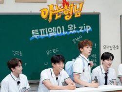 """Taecyeon dan Chansung 2PM Bagi Cerita Mengerikan dengan Sasaeng dalam Episode Terbaru """"Ask Us Anything"""""""