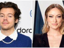 Harry Styles dan Olivia Wilde 'Terciduk' Liburan Bersama di Italia