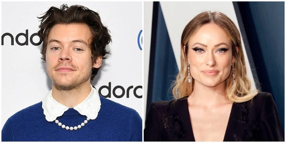 Harry Styles dan Olivia Wilde. Kedunya terlihat berlibur bersama di Italia. (Foto: via Teen Vogue)