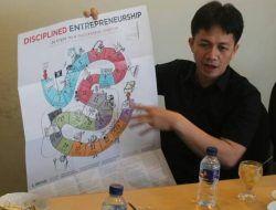 Toronata Tambun: Indonesia Butuh Pabrik Entrepreneur