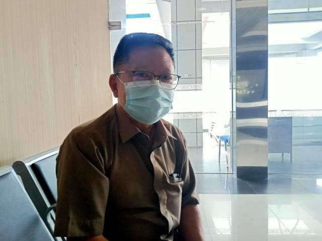 Humas Rumah Sakit Umum Daerah (RSUD) Dr. R. Sosodoro Djatikusoemoe, dr Thomas Djaja. (Foto : Mila Arinda / Tugu Jatim)