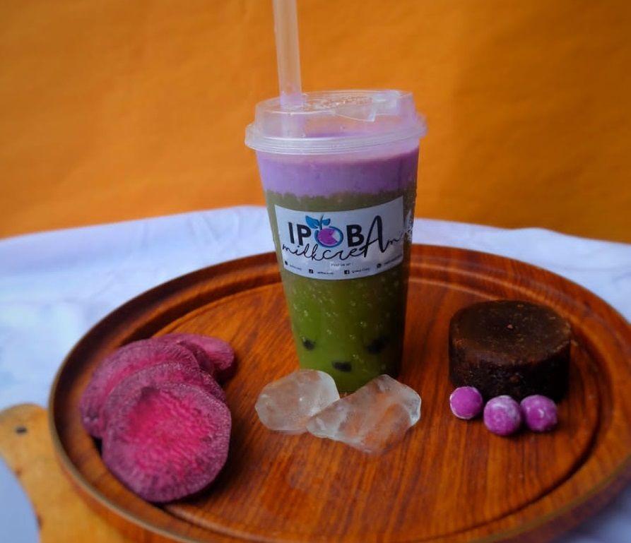"""Minuman fungsional """"IPOBA"""" pencegah hipertensi karya mahasiswa IPB University/tugu jatim"""