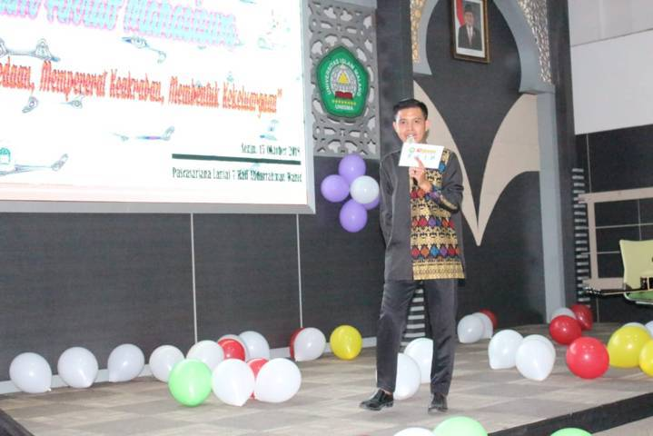 Sirajuddin, kader Pergerakan Mahasiswa Islam Indonesia (PMII) Kota Malang. (Foto: Dokumen/Tugu Jatim)