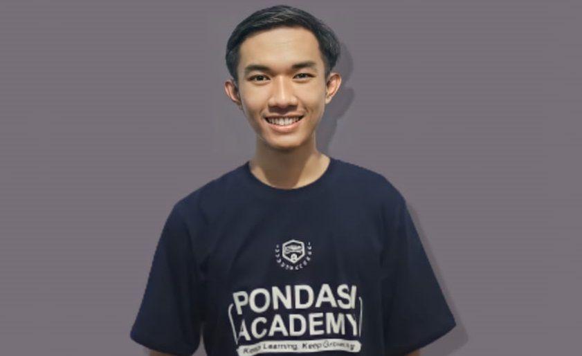 Alan Nugraha, mahasiswa Institut Pertanian Bogor (IPB)/tugu jatim