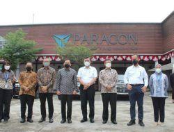 3 Menteri Kunjungi dan Apresiasi Paragon sebagai Pabrik Percontohan Nasional soal Prokes
