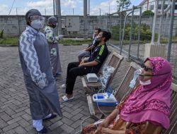 Safe House Rusunawa Kepanjen Adopsi Terapi Uap Penyembuh Covid-19 dari Karangploso