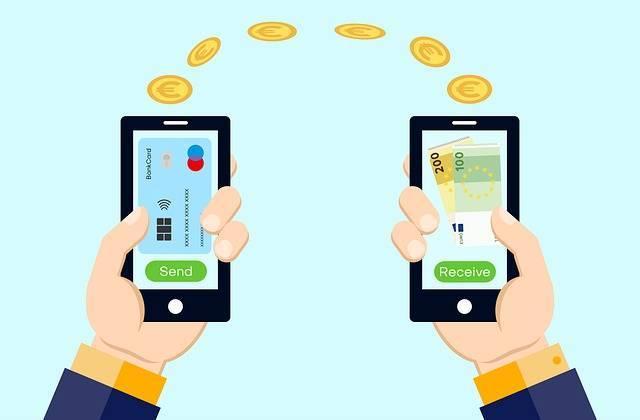 Ilustrasi transaksi online. (Foto: Pixabay/Tugu Jatim)