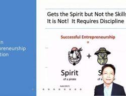 Fellowship Jurnalisme Pendidikan Batch 2, Kupas Salah Kaprah Entrepreneur Education di Indonesia