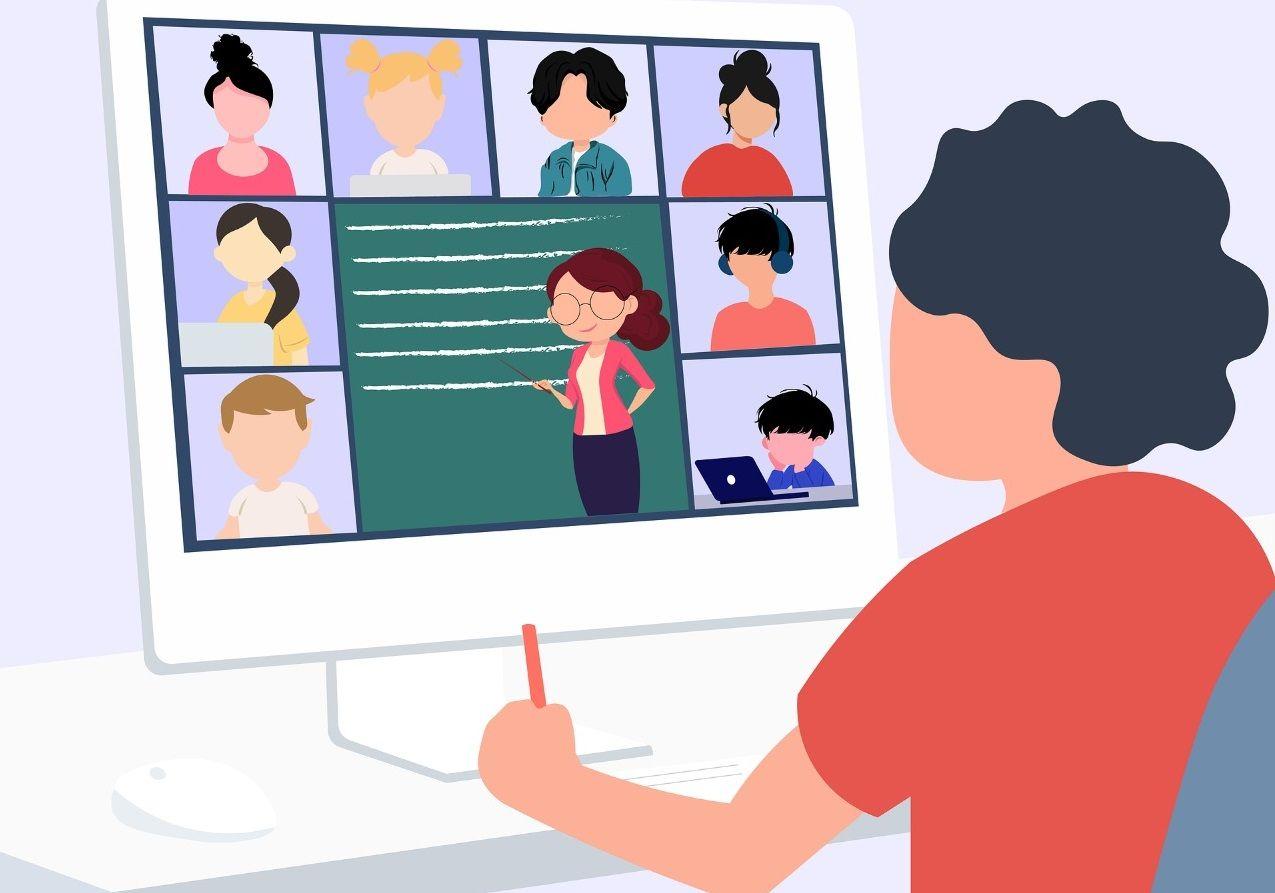 Resiliensi pembelajaran daring sebagai alternatif pembelajaran di masa pandemi Covid-19/tugu jatim