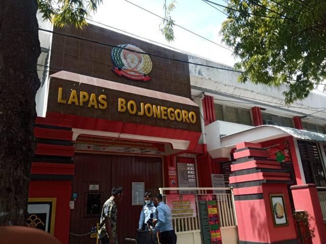 Lapas Kelas II A Bojonegoro akan memberikan remisi untuk warga binaannya. (Foto: Mila Arinda/Tugu Jatim)