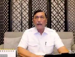 Menko Marves Luhut Pandjaitan: PPKM Level 4 Jawa-Bali Diperpanjang hingga 16 Agustus