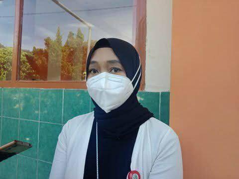 Kepala Dinas Kesehatan Kota Batu Kartika Trisulandari. (Foto: M. Sholeh/Tugu Jatim)