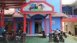 Bangunan aset Pemkot Batu yang semula merupakan markas mobil pemadam kebakaran yang akan disulap jadi Batu Tourism Mall atau pusat informasi pariwisata. (Foto: M Ulul Azmy/Tugu Malang/Tugu Jatim)