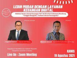 Yuk Gabung Webinar Series #7, OJK Malang X Tugu Media Group Bakal Ulas Layanan Keuangan Digital