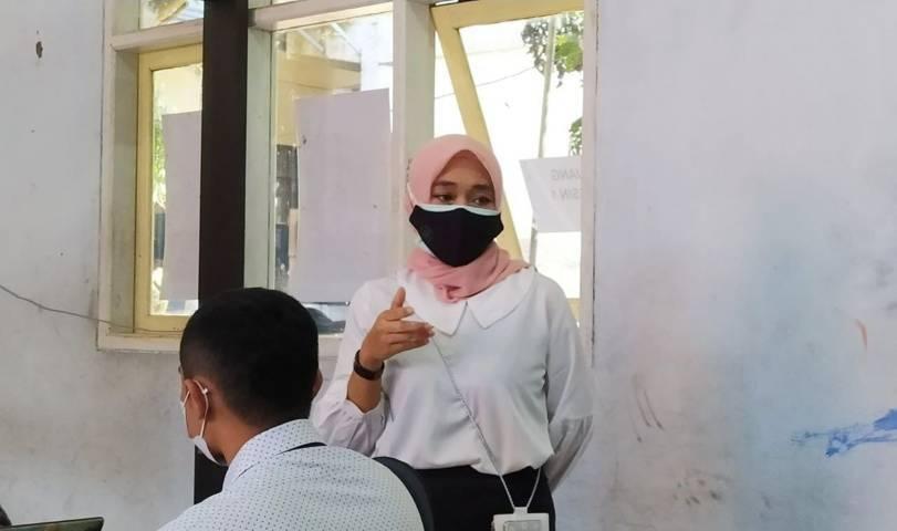 Kepala Dinkes Kota Batu, Kartika Trisulandari. (Foto: M Ulul Azmy/Tugu Malang/Tugu Jatim) rs darurat