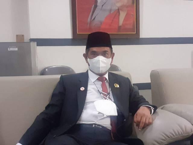 Ketua DPRD Kabupaten Malang, Darmadi bakal memanggil pihak Dinsos Kabupaten Malang terkait selisih bansos sebesar Rp 862 juta yang ditemukan oleh BPK. (Foto: M Sholeh/Tugu Malang/Tugu Jatim)