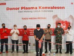 Ketua DPRD Kota Malang Dorong Gerakan Donor Plasma juga Sediakan Donor Darah untuk DBD