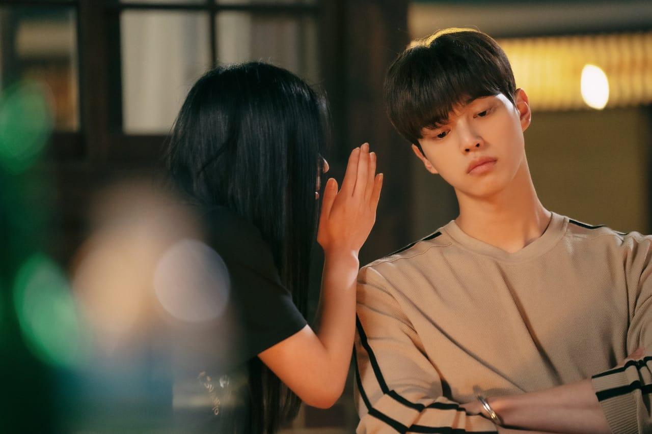 Ilustrasi potongan drama Korea Nevertheless/tugu jatim