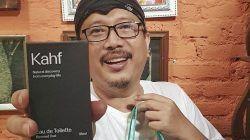 Erwan Widyarto, wartawan senior yang tinggal di Yogyakarta/tugu jatim