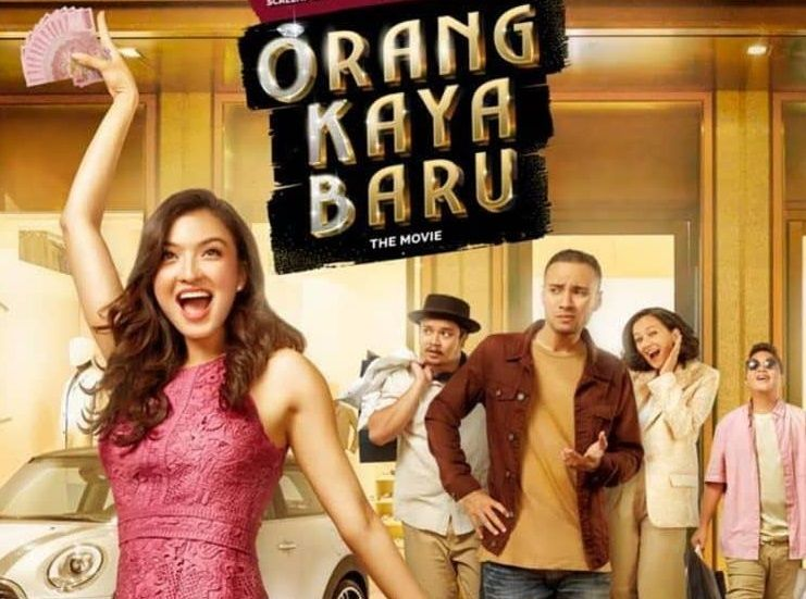 Poster film Orang Kaya Baru 2019/tugu jatim