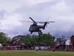 Cerita Keluarga Mempelai Terkait Video Viral Warga Trenggalek Datangi Pernikahan Mantan Pakai Helikopter