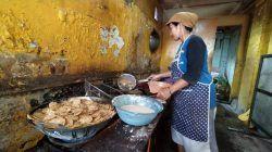 Ilustrasi pengusaha UMKM. (Foto: M Ulul Azmy/Tugu Malang/Tugu Jatim) kota batu