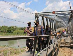 Perbaikan Jembatan Glendeng, Penghubung Tuban-Bojonegoro Ditargetkan Rampung Akhir Tahun 2021